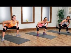 The Ultimate Inner Thigh Workout | Class FitSugar - YouTube