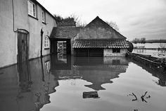 Somerset floods: living underwater - in pictures. My heart goes out to everyone affected by the floods in the SW of England.