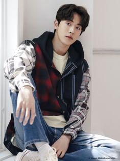 Nam Joo Hyuk Cute, Kim Joo Hyuk, Nam Joo Hyuk Lee Sung Kyung, Jong Hyuk, Handsome Asian Men, Handsome Boys, Asian Actors, Korean Actors, Nam Joo Hyuk Wallpaper