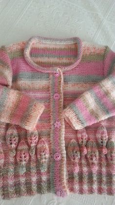 Elle Kidz wool and pattern no 7453