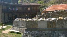 St. Arhangels,  Serbian medieval monastery. Kosovo and Metohia. Heaven on the Earth. Serbia.