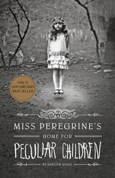 Win One of FIVE Copies of Miss Peregrine's Home for Peculiar Children