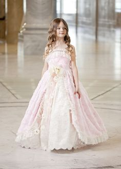 """Dreams Do Come True""... An Exquisite Ball Gown With Matching Bolero"