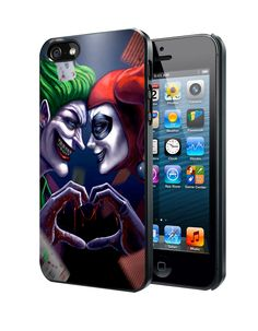 Harley Quinn And Joker Love Samsung Galaxy S3 S4 S5 Note 3 Case, Iphone 4 4S 5 5S 5C Case, Ipod Touch 4 5 Case