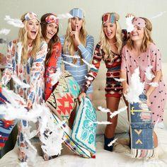 Pajama Party Dresses