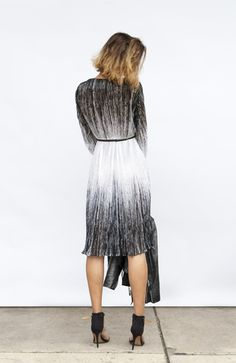antimony ~ Ombre Dress