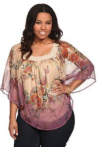 Like this shirt for spring from Torrid