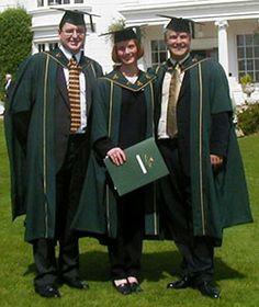 Graduation - Academic Dress