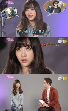 ASK K-POP [ASKKPOP] Do you think Hani overreacts to statements referring to Junsu?