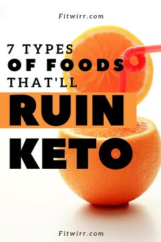 7 types of foods that'll totally ruin your keto diet and kill your state in ketosis. 7 types of foods that'll totally ruin your keto diet and kill your state in ketosis. Healthy Diet Plans, Keto Diet Plan, Diet Meal Plans, Paleo Diet, Atkins Diet, Healthy Weight, Healthy Foods, Ketogenic Diet For Beginners, Keto Diet For Beginners