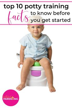 Whether you are potty training girls or boys, knowing important facts such as when to start, how to be successful and tricks and tips will make everything easier. Regression and battles are less likely when you recognize the signs of readiness in toddlers, know the products to get and discover the most important truth for how to successfully potty train! #pottytraining #toddler #toilettraining #toddlerpottytraining Mindful Parenting, Good Parenting, Potty Training Regression, Taking Care Of Baby, Toddler Potty Training, Toilet Training, Happy Mom, Baby Development, Christian Parenting