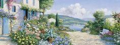 Peter Motz. Жизнь среди цветов...