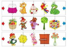 Kartynky Busy Bags, Preschool Learning, Speech Therapy, Pre School, Worksheets, Gnomes, Facebook, Teaching Supplies, Games