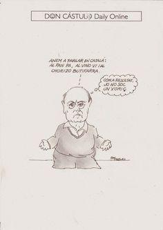 Don Cástulo: Argumentos para la exculpación