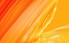 Download wallpapers OnePlus 5T, wallpaper for smartphone, yellow liquid, yellow orange abstraction, 4k