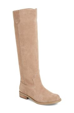 Free shipping and returns on Sole Society Hawn Knee High Boot (Women) at Nordstrom.com. Inspired by classic Western styles, this knee-high boot fashioned from supple leather or suede features pull-on tabs and a low, stacked heel.