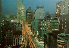 Sao Paulo circa 1970