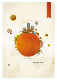 Shaping Worlds – Limited Edition Poster