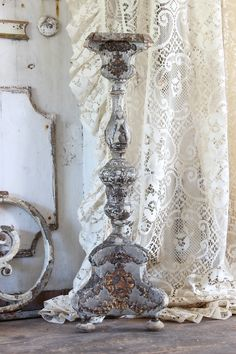 Photography Servies & Brocante French Candlesticks