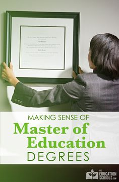 Which master's degree focus is for you? Masters Degree In Education, Master Of Education, Master's Degree, Educational Leadership, Language, Teacher, Learning, Schools, Board