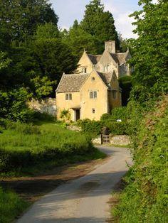 Owlpen Manor, Cotswolds