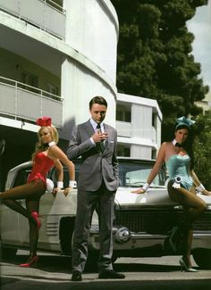 Mad men - Pete Campbell
