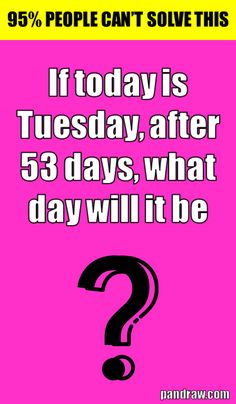 What day riddle Mind Riddles, Funny Riddles, Jokes And Riddles, Riddles With Answers Clever, Trick Questions, Tongue Twisters, Maths Puzzles, Brain Teasers, Bell Work