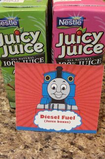 Maid Marian Made: Made ~ Thomas the Tank Engine Birthday Party