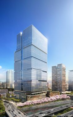 Starwood Hotels & Resorts to Debut First Luxury Hotel in Tokyo #luxuryhotels