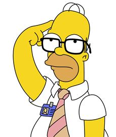 What do you think of when you picture Homer Simpson? Are you imagining a beer guzzling, donut eating lazybones? Well think again! Homer Simpson has actually had an impressive amount of jobs. Hard Would You Rather, Would You Rather Questions, This Or That Questions, Homer Simpson, The Simpsons, Simpsons Quotes, Simpsons Characters, Nerd