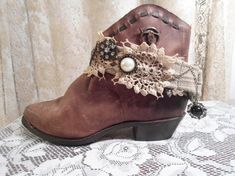 Image result for boot cuff boho