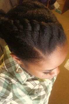 Great protective style and very stylish too.