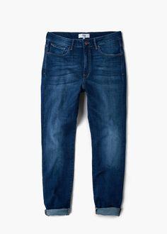 Girlfriend-jeans lonny - Damen | MANGO - www.vollow.me
