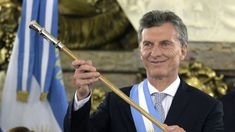President Mauricio Macri is with health problem in Argentina and ...