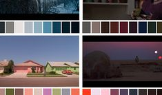 On the Creative Market Blog - Powerful Color Palettes From Classic Films Beautifully Convey Tone