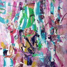 "Saatchi Art Artist: robert tavani; Acrylic 2013 Painting ""L.E.E.K."""