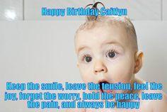 keep smile Caitlyn :-)
