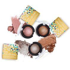 I'm rocking this season's romantic metallic makeup trend with new mark. Eye Divine Soft Shimmer Shadow!  Shop http://www.youravon.com/tkorkmaz today!  #AvonRep