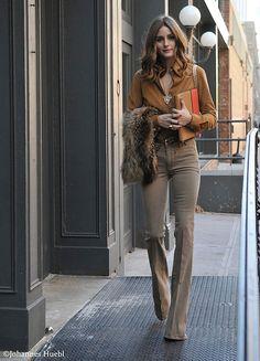 Olivia Palermo, she always looks classy! love her look