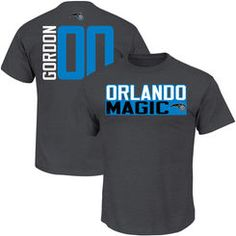 Aaron Gordon Orlando Magic Majestic Vertical Name & Number T-Shirt - $23.99
