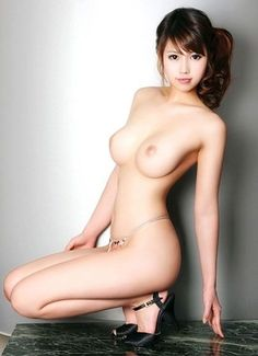 asian Untouched beauty nude