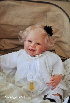 Love her smile!