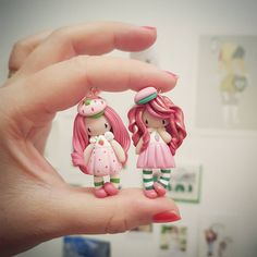 1 million+ Stunning Free Images to Use Anywhere Polymer Clay Disney, Cute Polymer Clay, Cute Clay, Polymer Clay Dolls, Polymer Clay Charms, Polymer Clay Projects, Diy Clay, Clay Crafts, Clay Mugs