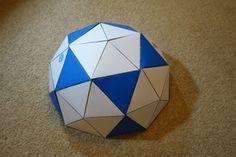 geodesic domes - DIY