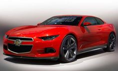 2016 Chevrolet Camaro.....I can't stop drooling. 2016 can't come soon enough for me to buy one of these bad boys