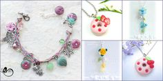Suze likes, loves, finds and dreams: 1,000,000 Views Giveaway 13: Polymer Clay Jewelry ...