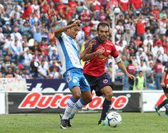 Jornada 5, Liga BBVA Bancomer MX, Puebla vs Veracruz, Apertura 2013 #MasFuertesQueNunca #EstadioCuauhtemoc