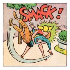 Archie Comics Retro: Archie and Betty Comic Panel; Comics Vintage, Vintage Cartoon, Vintage Pop Art, Retro Art, Betty Comic, Archie Comic Books, Archie Cartoon, Archie Comics Riverdale, Archie And Betty