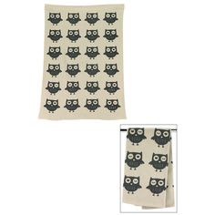 Owl Love Kitchen Towels - Set of 2 at The Animal Rescue Site