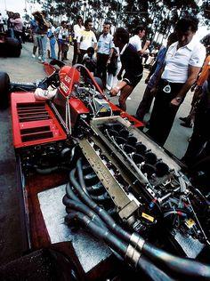 Niki Lauda (Brabham) - 1979 - V12 Alfa Romeo - Interlagos (Brésil)